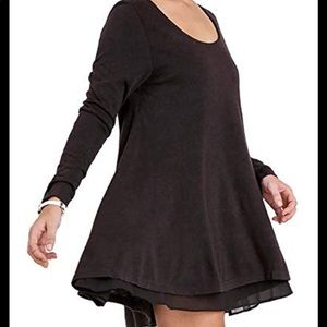 Umber tunic size small